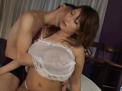 Yume Mizuki screams and shakes bowels during freezing sexual connection - Almost at javhd.net