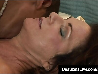 Hung Young Treacherous Stud Fucks Hot Grown-up Mommy Deauxma!